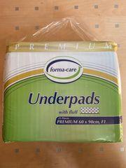 Forma-Care Underpads - Inkontinenz Bettschutzauflagen