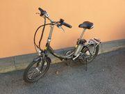 E-Bike Faltrad 6 Gang Aktivelo