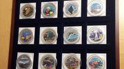 5 Dollar Silber Münzen - Palau