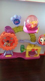 LPS Hamsterspielplatz Hasbro