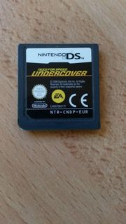 Need for Speed Undercover Nintendo