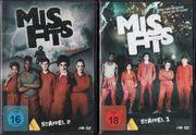 Misfits - komplett - Staffel 1-5