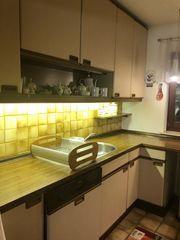 Einbauküche inklusive aller Küchengeräte