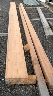 günstiges Bauholz für Carport Geräteschuppen