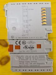 BECKHOFF KL9110 Potenzialeinspeiseklemme 24 V