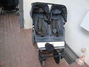 Zwillingskinderwagen Mountain buggy