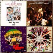 4 Vinyl-LPs LES HUMPHRIES SINGERS
