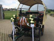 Wagonette Kutsche Planwagen