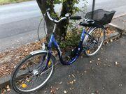 PEGASUS Alu-Trecking Crossbike - sehr gut