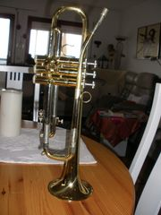 Trompete von Hoolton Sondermodell