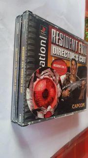 Resident Evil Play Station