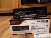 Autoradio CD RECEIVER JVC KD-R