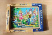 Puzzle 20 T Russische Märchen