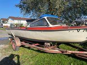 Bade- Fischerboot
