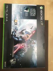 Xbox one x schwarz 1