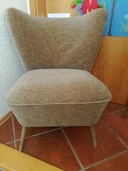 Clubsessel Sessel 50er 60er Jahre