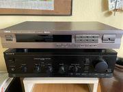 Yahama Tx-492 und Sony TA-A400