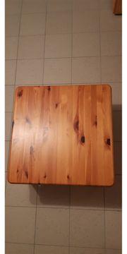 Tisch Wohnzimmer Kiefer Massivholz
