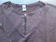 Shirt - Pullover - Damen - braun - Gr