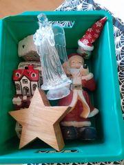Weihnachts Kisten 3Stück