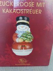 Hutschenreuther Weihnachtsdeko -geschirt