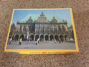 Puzzle 1000 Teile Bremer Rathaus