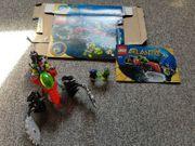 Lego 8059 Atlantis Sandfräser komplett