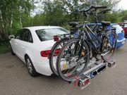 Fahrradträger für Anhängerkupplung AHK gebraucht