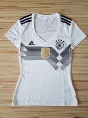Deutschlandtrikot für Damen Größe XS