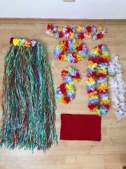 Hula Hawaii Kostüm Einheitsgröße
