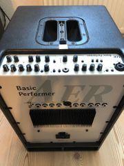 AER Basic Performer Bass-Amp Flight