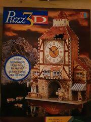 3D Puzzle Puzz3D MB Uhrturm