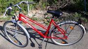 Damen-Rad- Trekkingbike- Nochmals um 50
