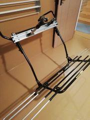 Paulchen Fahrrad-Träger für 2 Räder