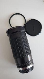 Zoom-Objektiv für Olympus OM 2