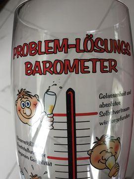Alles Mögliche - Glas Spass-Glas Stimmungsbarometer