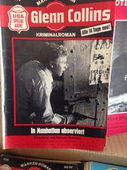 Kriminalromane 170 Stück