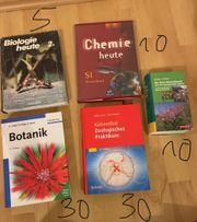 Abitur und Studienbücher
