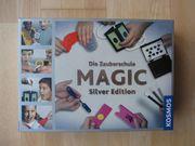 Zauberschule Magic Silver Edition von