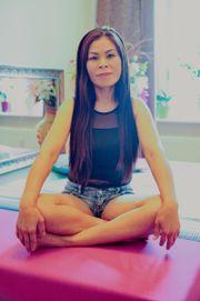 Verwöhnmassage mit PIM - Thaimassage