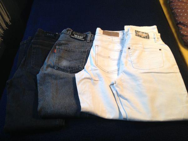 1534bda0 Jeans Brax Gr.38+42K, Diesel Gr.30, Esprit 28/30, Levi Gr.38, in ...