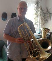 B Bassflügelhorn Basstrompete Tenorhorn WAHLICH
