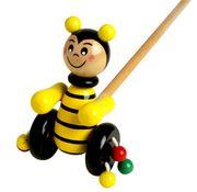 Schiebetier Biene Holzfigur