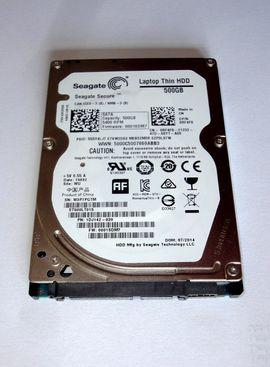 Zubehör für tragbare Computer - Seagate Laptop Thin HDD 500