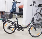 Falt Fahrrad 20 Zoll City-Bike