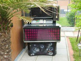 Spiele, Automaten - Jukebox Seeburg SPS 2 MATADOR