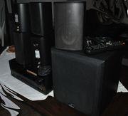 Pioneer VSX-709rds mit 5 Canton