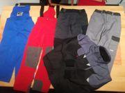 Arbeitsbekleidung Hosen und Jacke für