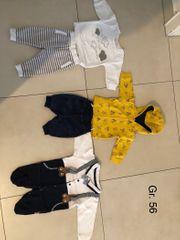 Baby Set Anzug Sweat Jacke