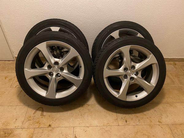 Camaro Winterkompletträder